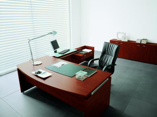 Mobilier bureau le bureau direction neuf for Bureau commande